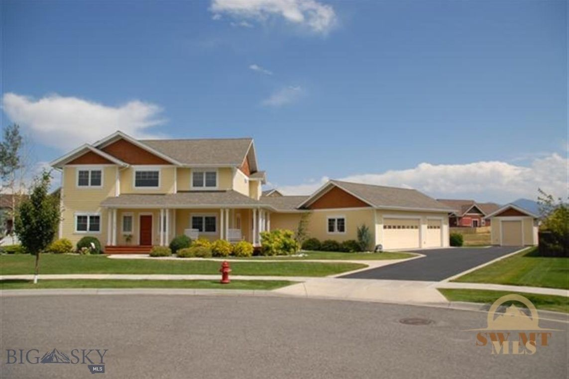 4140 Clydesdale Court Bozeman