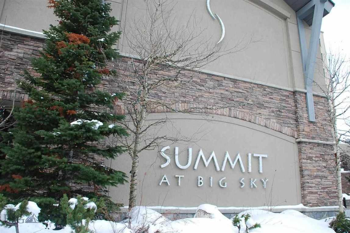 41 Black Eagle Rd Summit 313 314 Big Sky