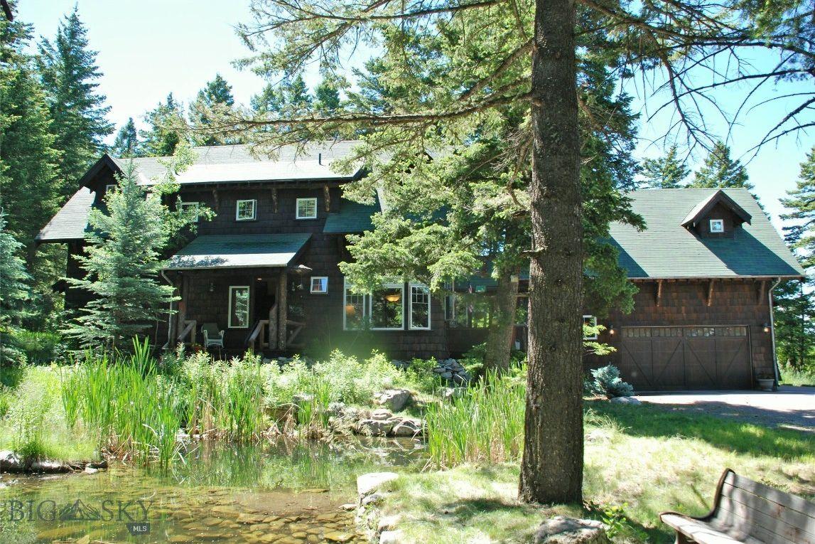 9090 Saddle Mountain Road Bozeman