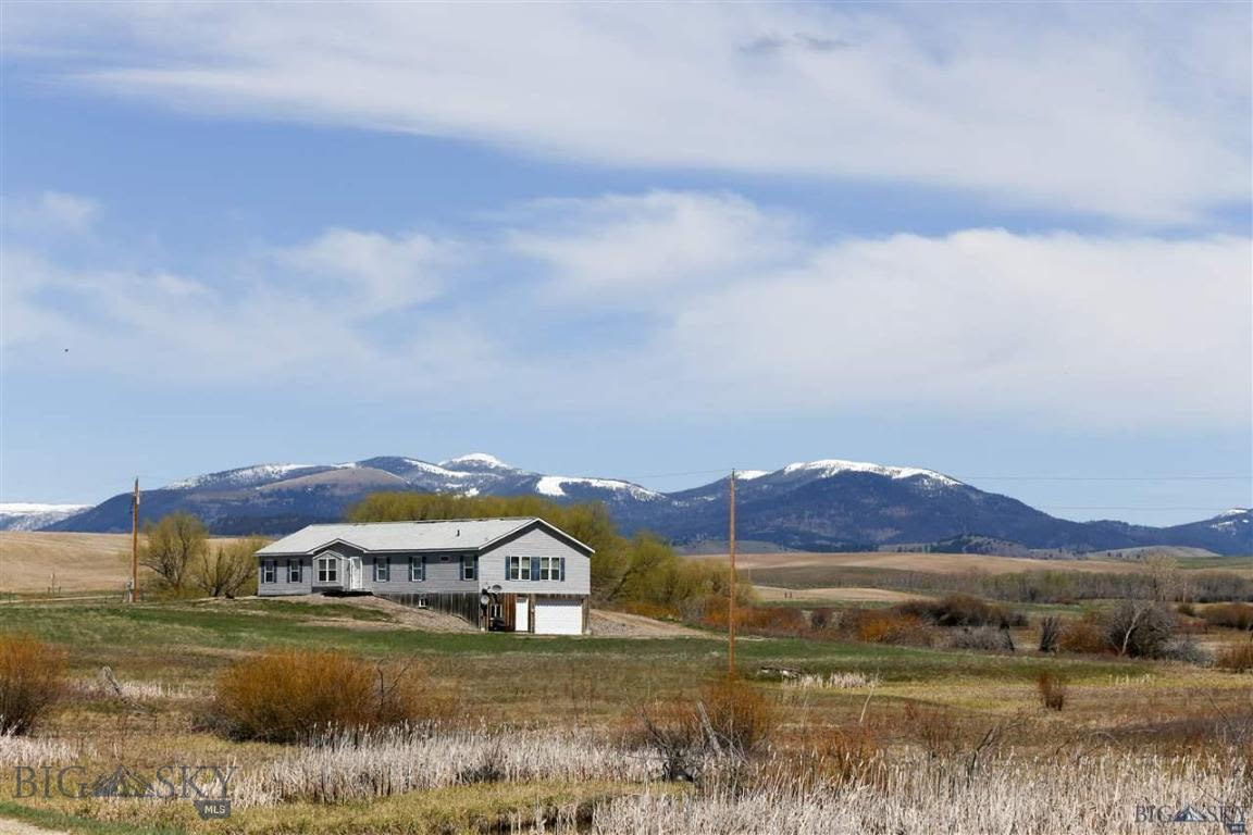 516 Elk Creek Road Wilsall