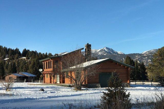 239 Beaver Mountain Trail Big Sky