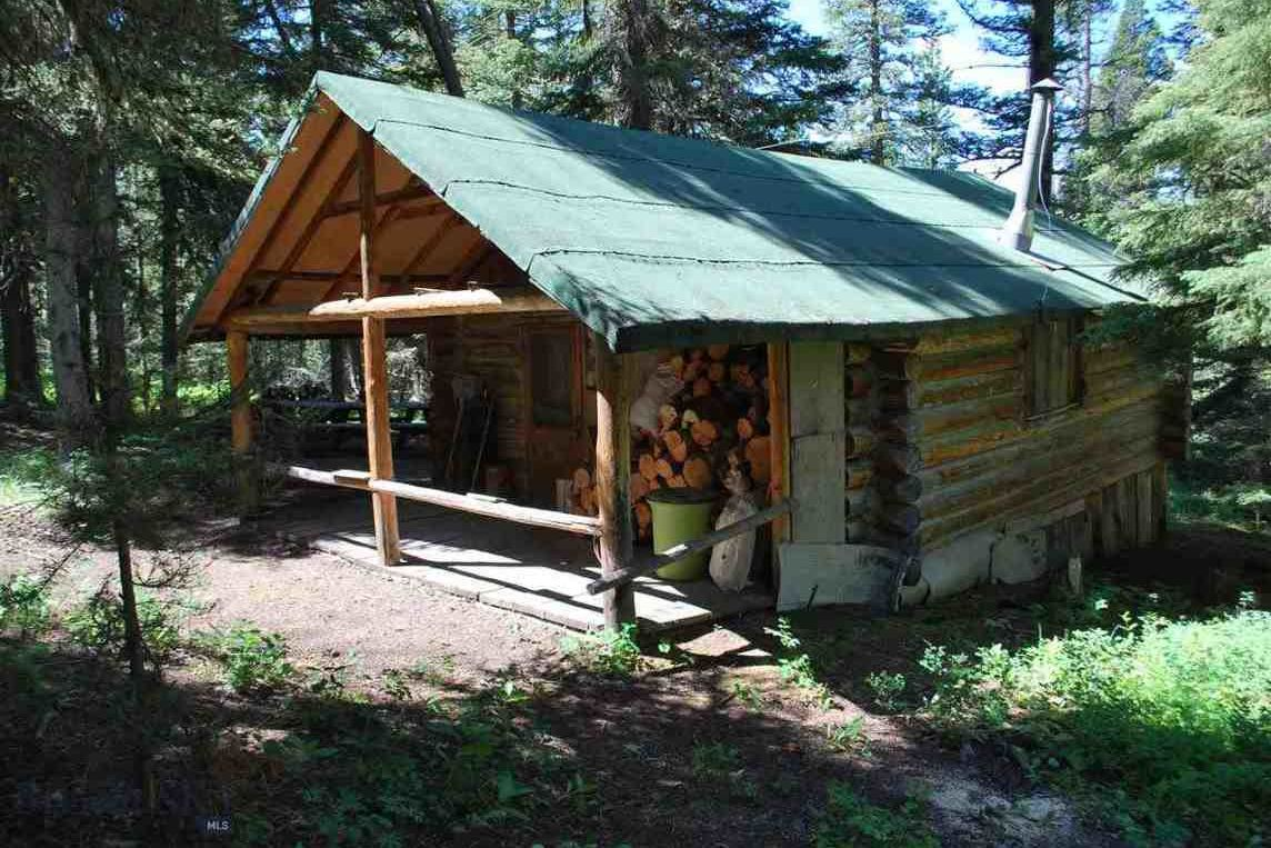 TBD Goat Mountain Cabin Sites Wilsall