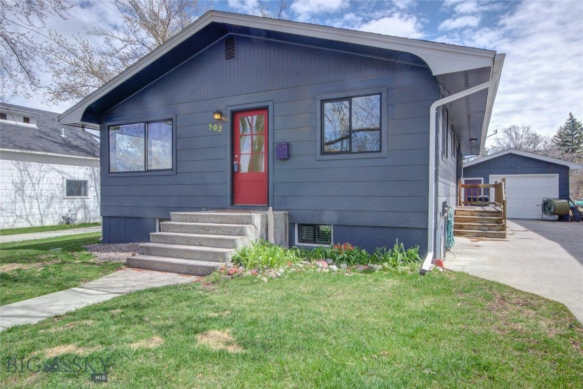 502 N Montana Avenue Bozeman