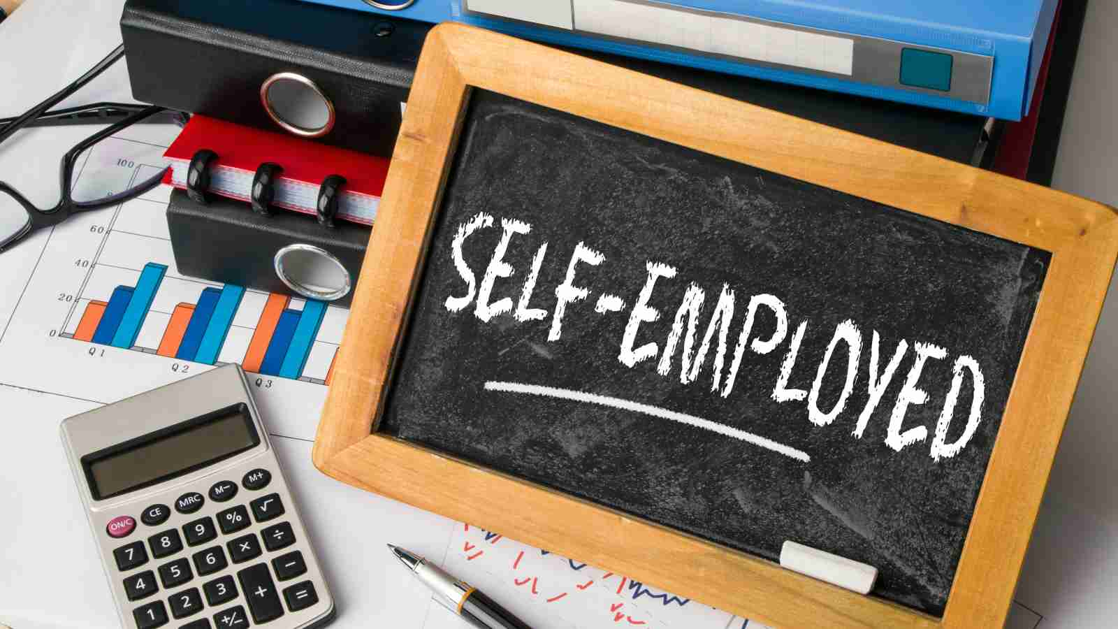 Mastering self-employed business expenses