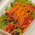 Turquoise Chicken Kebab / Fresh Garden Salad