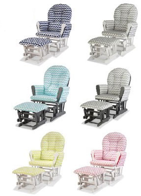 Stupendous The 5 Best Glider Nursery Chairs Moms Choice Creativecarmelina Interior Chair Design Creativecarmelinacom
