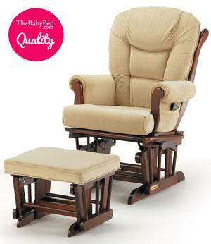 Remarkable The 5 Best Glider Nursery Chairs Moms Choice Creativecarmelina Interior Chair Design Creativecarmelinacom