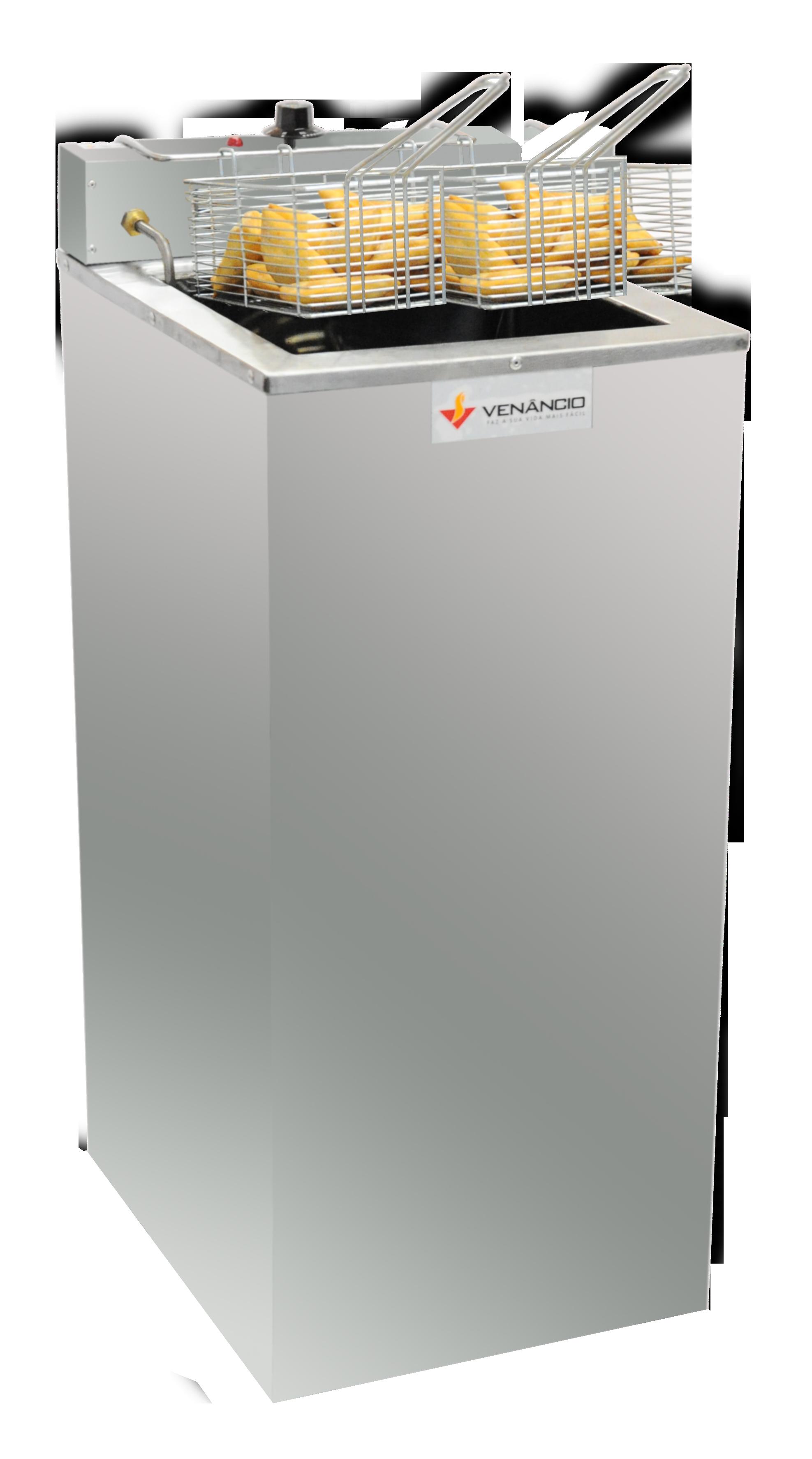 Fritadeira elétrica água e óleo Sfao6 Venâncio