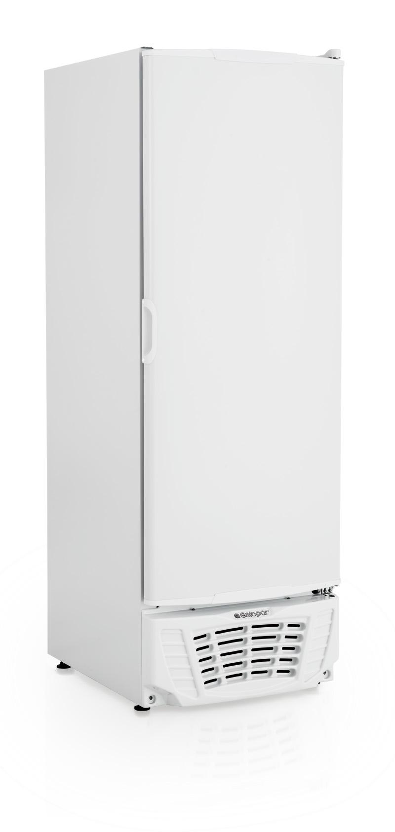 Freezer conservador e Refrigerador GTPC-575BR Gelopar
