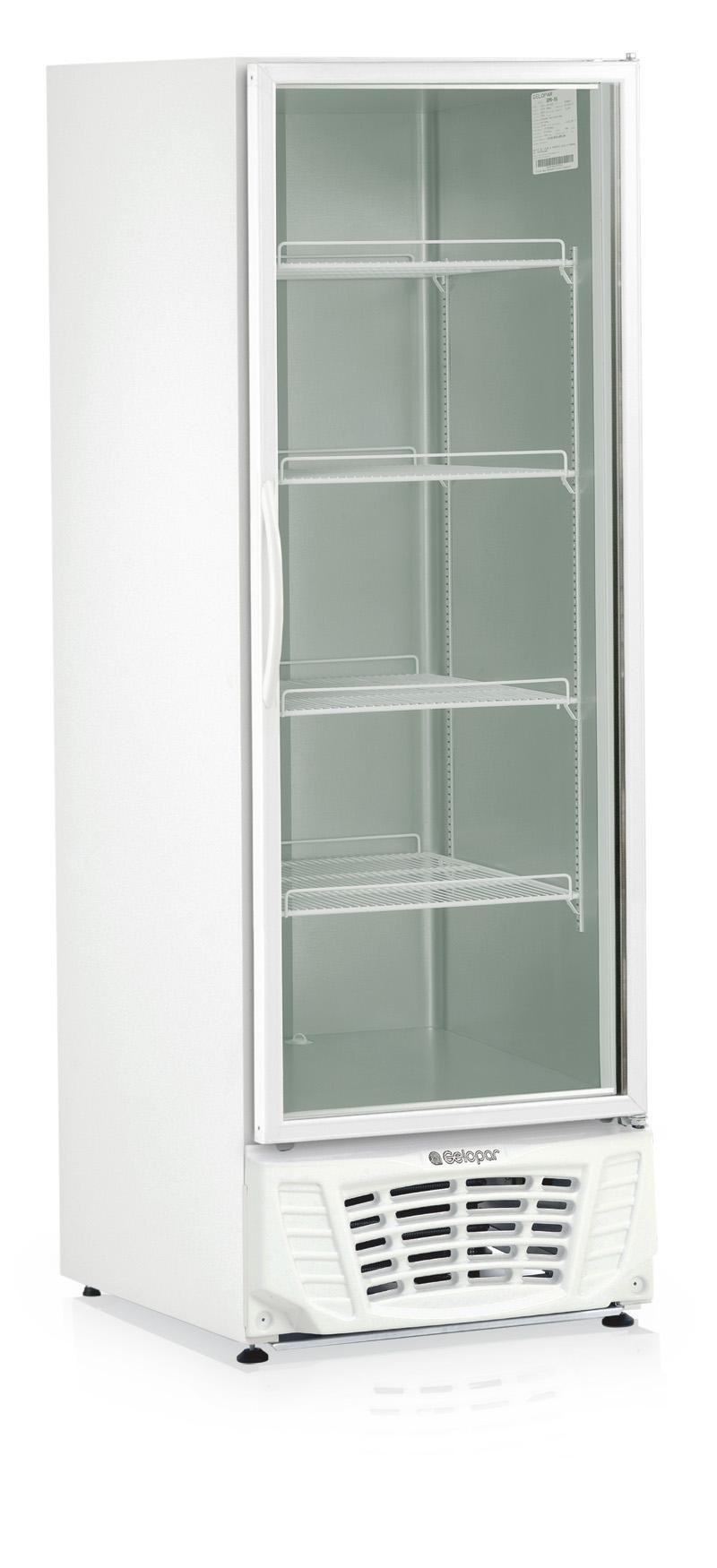 Freezer Conservador e Refrigerador Vertical GTPC-575PVABR  Gelopar