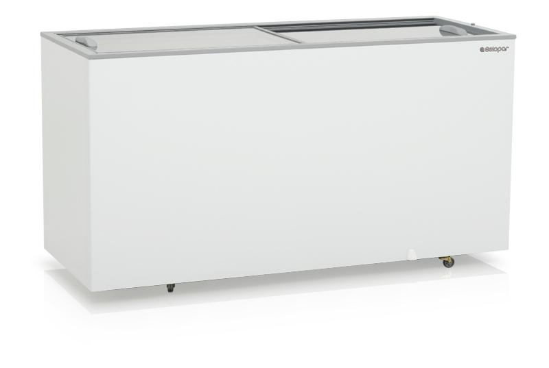 Freezer conservador e refrigerador GHDE - 510 Gelopar