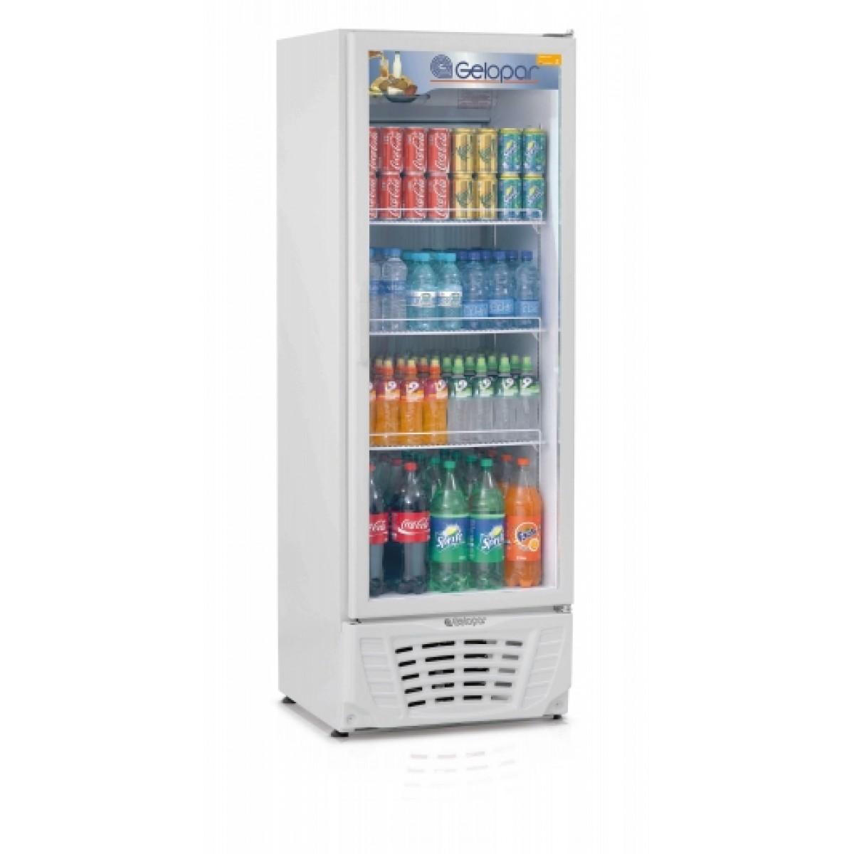 Refrigerador vertical GPTU-40 Gelopar