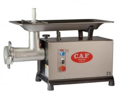 Picador e moedor de carne CAF Boca 98 Inox