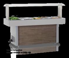 Mesa Refrigerada GMRA-150 Gelopar