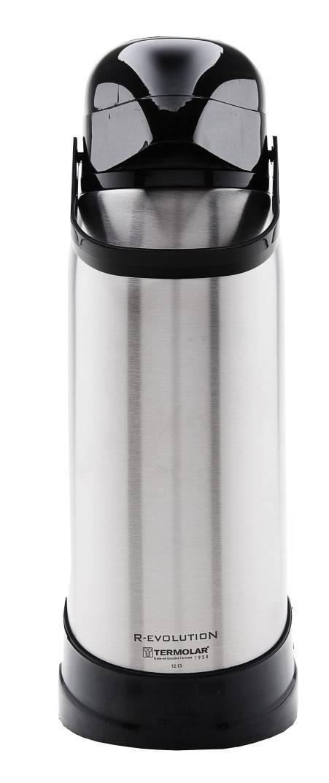 Garrafa Térmica R-Evolution Royal 1,9L Inox Termolar