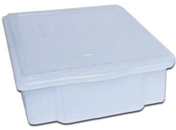 Caixa Plástica S-800 25 Litros Supercron