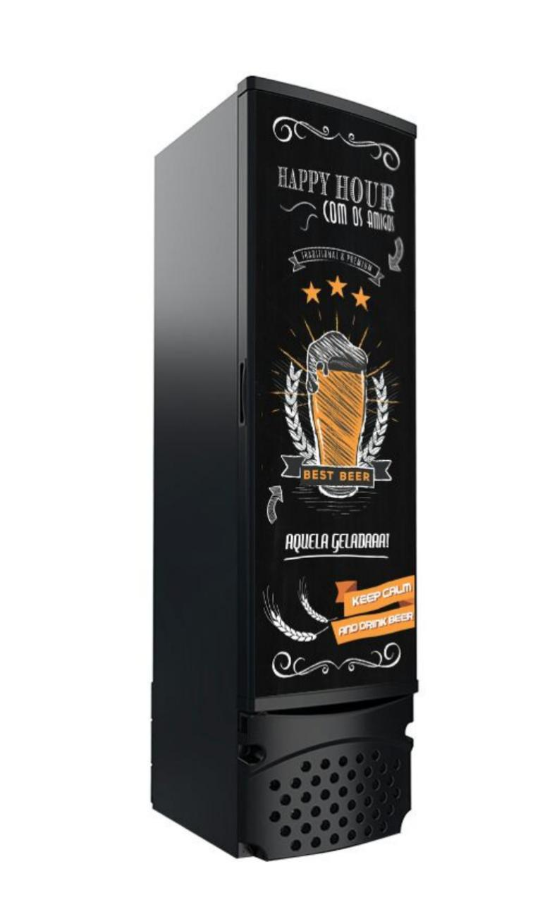 Cervejeira CCV-14 Adesivada Imbera