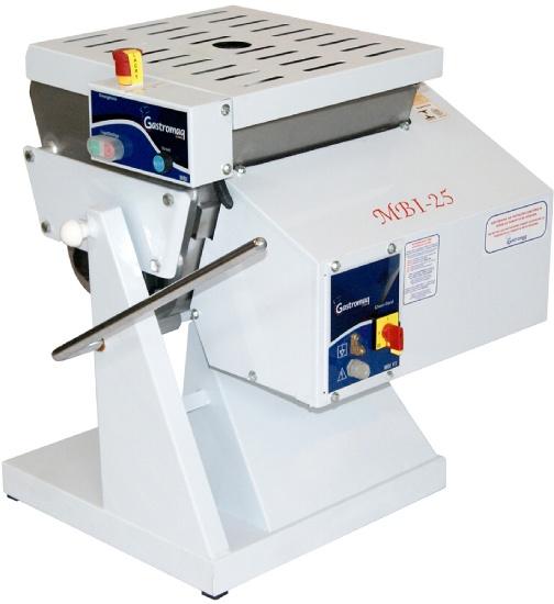 Amassadeira basculante semi-rápida MBI-25 220V Gastromaq