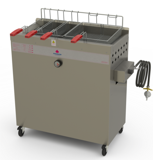 Fritadeira Água e Óleo PR-300 BPG Progás