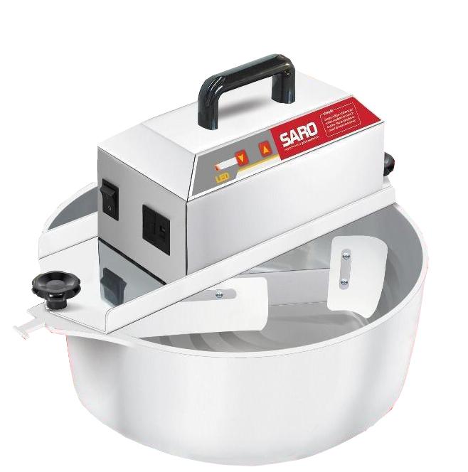 Misturador de doces e massas 10l Pa10 bivolt Saro