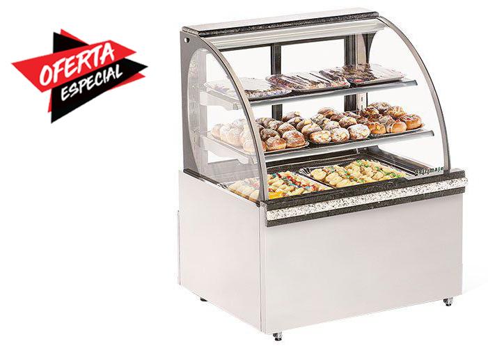 Vitrine Seca 1,00m Refrimate Super Top Platinum CSSTP1000 220V