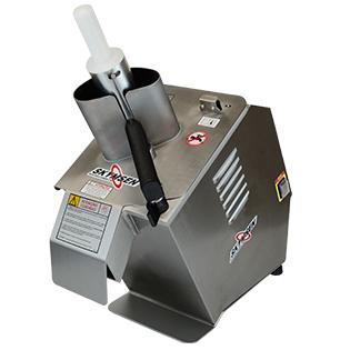 Processador de alimentos inox PAIE-S-N para discos diâmetro 203mm Skymsen