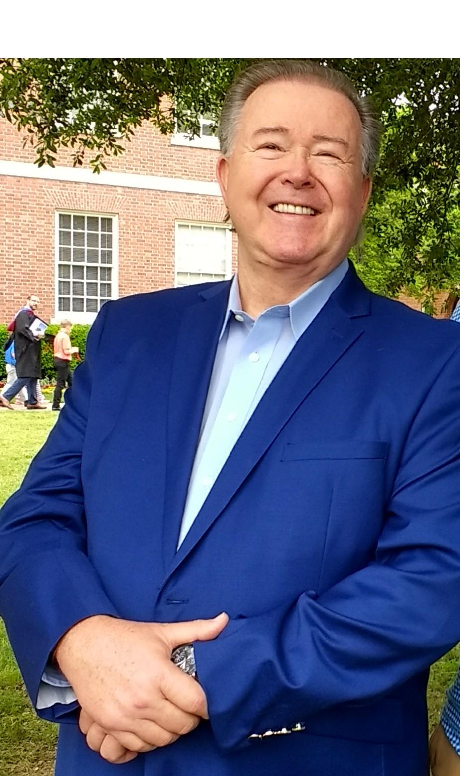 Dr. J Calvin McKinney