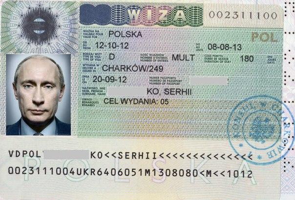Виды виз для Польши и ЕС