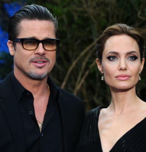 Анджелина Джоли и Брэд Питт помирились ради дочери