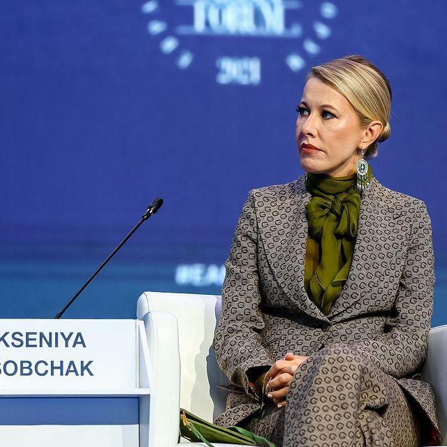 Я в шоке от того, что погибли люди: Ксения Собчак прокомментировала ДТП со своим участием