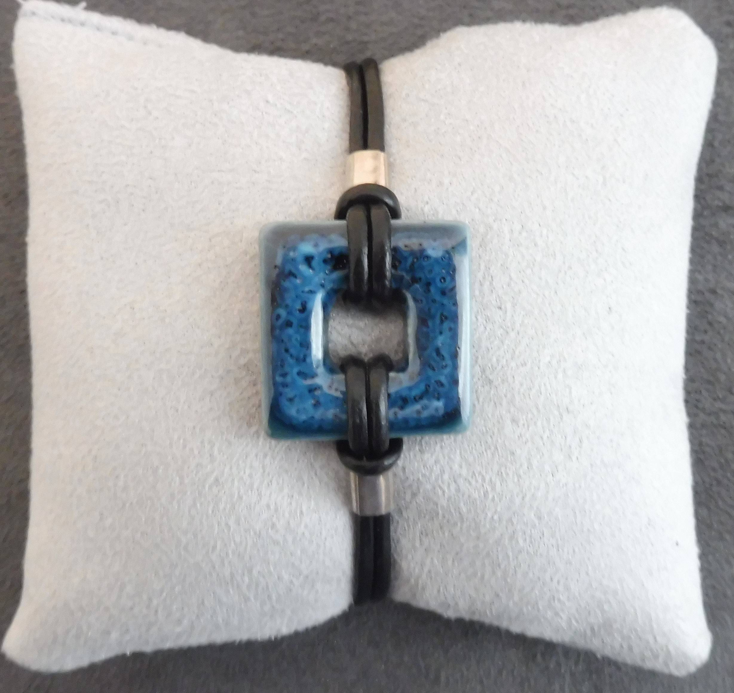 Bracelet bleu
