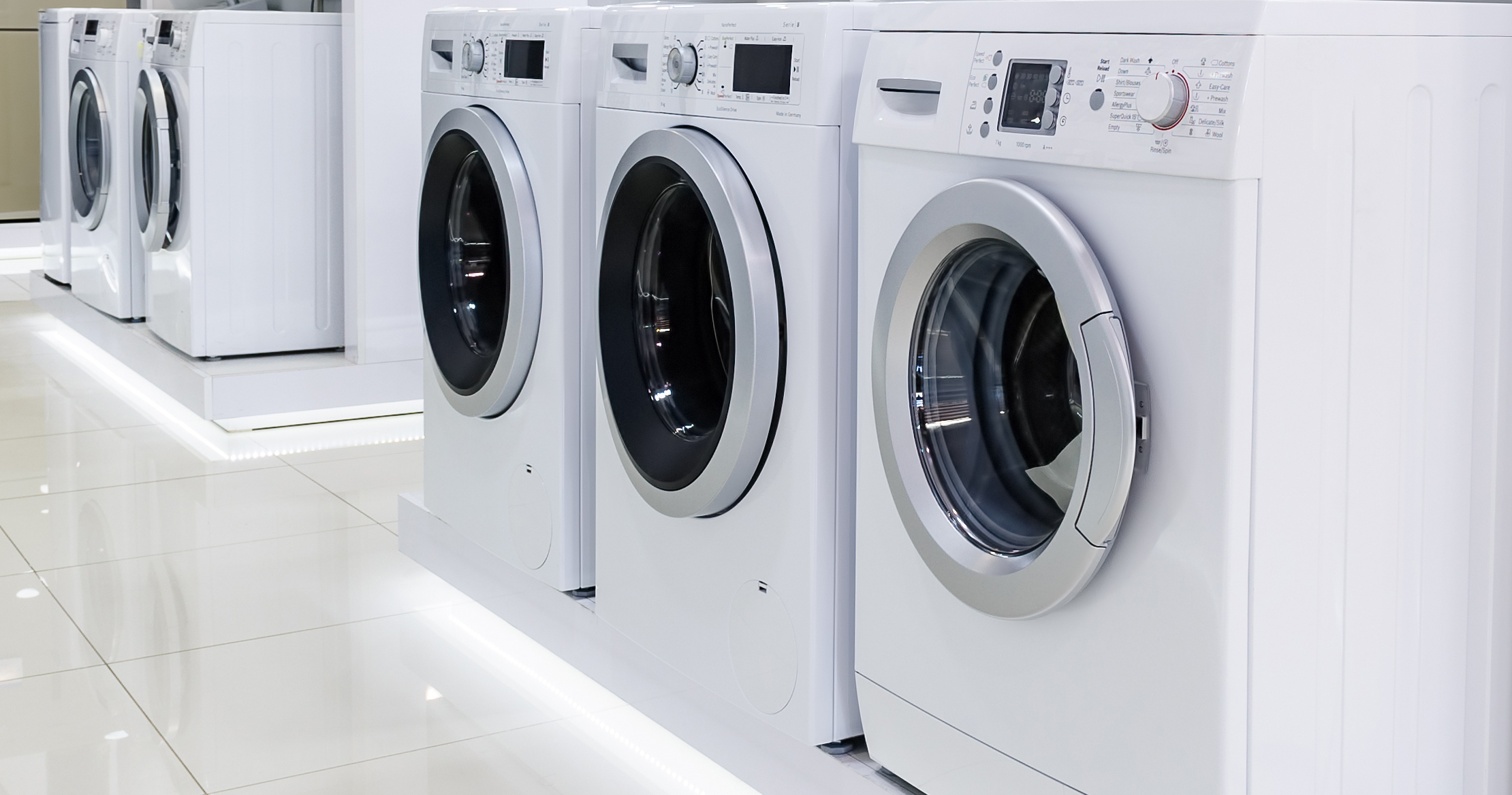The Rise Of HE Washing Machines