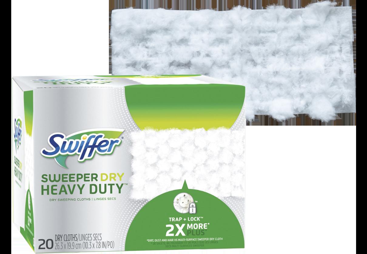 Swiffer Sweeper Dry Heavy Duty