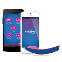 OhMiBod BlueMotion Auflegevibrator f..
