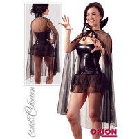 Damen Vampir Kostüm Komplett-Set V...