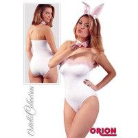 Bunny Kostüm-Set mit Halsband und O...
