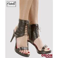 Sexy Schuh Mendoza mit Riemen