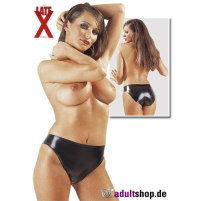Schlichter Latex Slip Raissa
