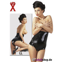 Ouvert Taillenslip aus Latex