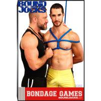"Bound Jocks Gay DVD ""Bondage games"