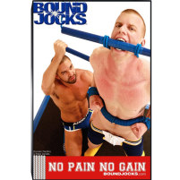 "DVD ""No pain no gain"" Gay-Boys..."
