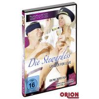 Die Stewardess Porno Spielfilm DVD