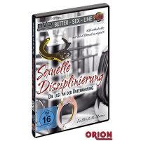 Fetisch Porno DVD Sexuelle Disziplinier...