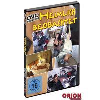 Privater Porno Heimlich beobachtet DVD