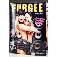 """Sängerin """"Furgee"""" als Lie..."""
