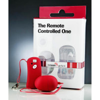 Vibrator-Ei Remote Controlled One