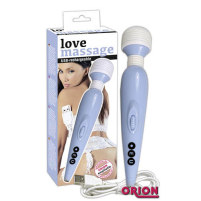 Vibrierender USB-Massagestab Love Massa...