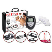 Elektrosex Set Deluxe Shock Therapy Tra...