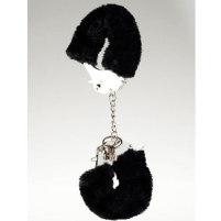 Furry Cuffs Handschellen mit weichem P...