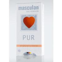 Extra dünnes Kondom Pur Hauchzart...